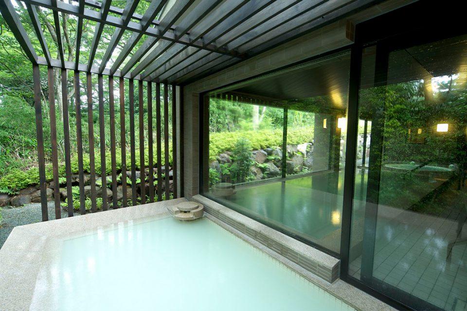 箱根ハイランドホテルの温泉