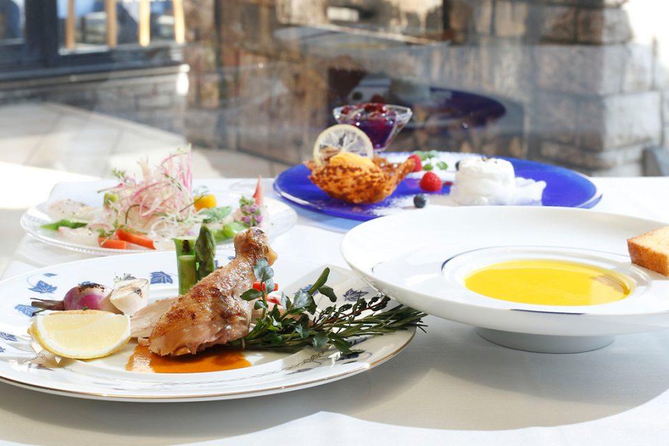 箱根ハイランドホテルの料理イメージ1
