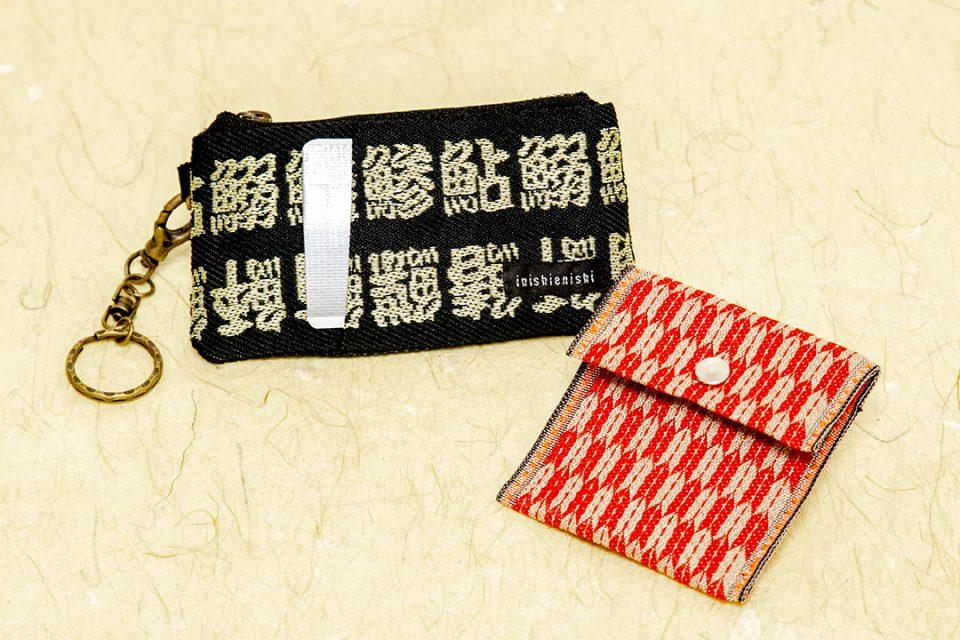 鎌倉いにしえにしの畳縁雑貨