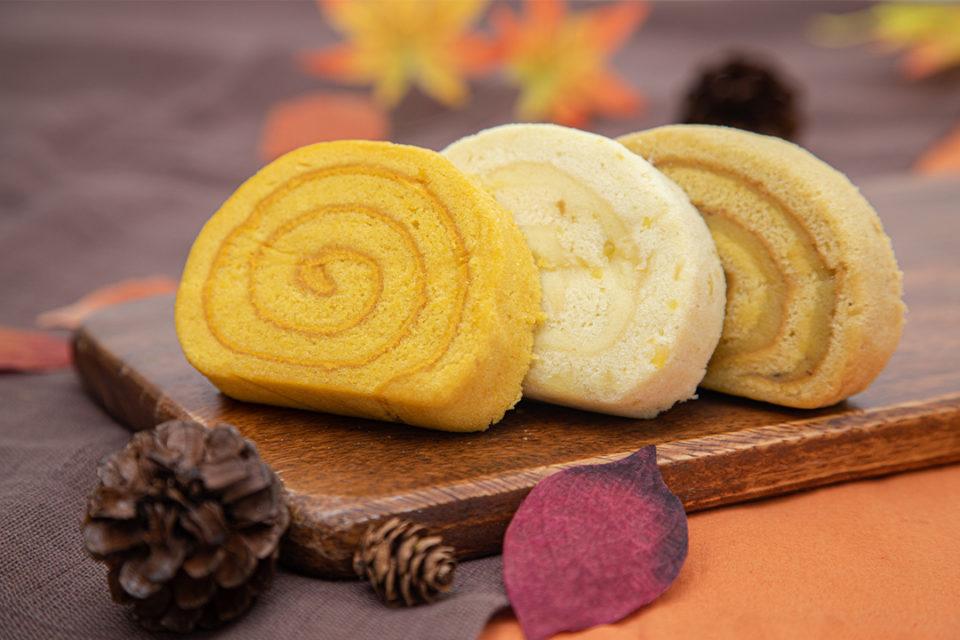 アトリエバニラ秋のロールケーキ