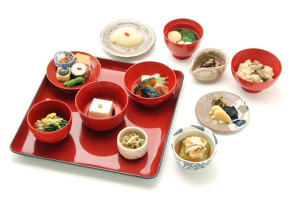 鎌倉鉢の木の精進料理桂