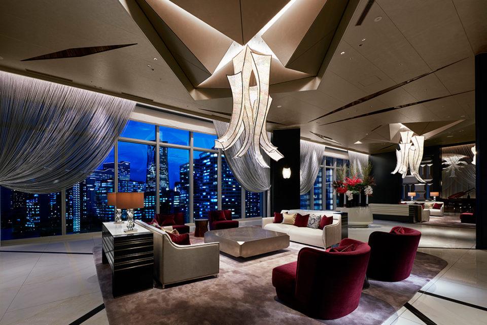 ザカハラホテル&リゾート横浜のロビー