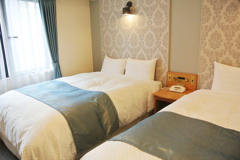 コートホテル新横浜の客室2