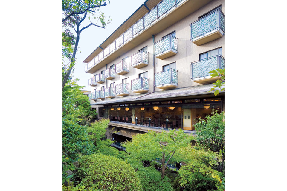 ダイヤモンド鎌倉別邸ソサエティの中庭