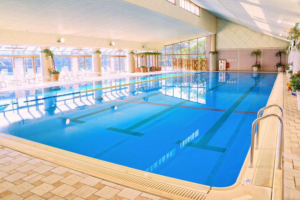 KKR鎌倉わかみやの屋内温水プール