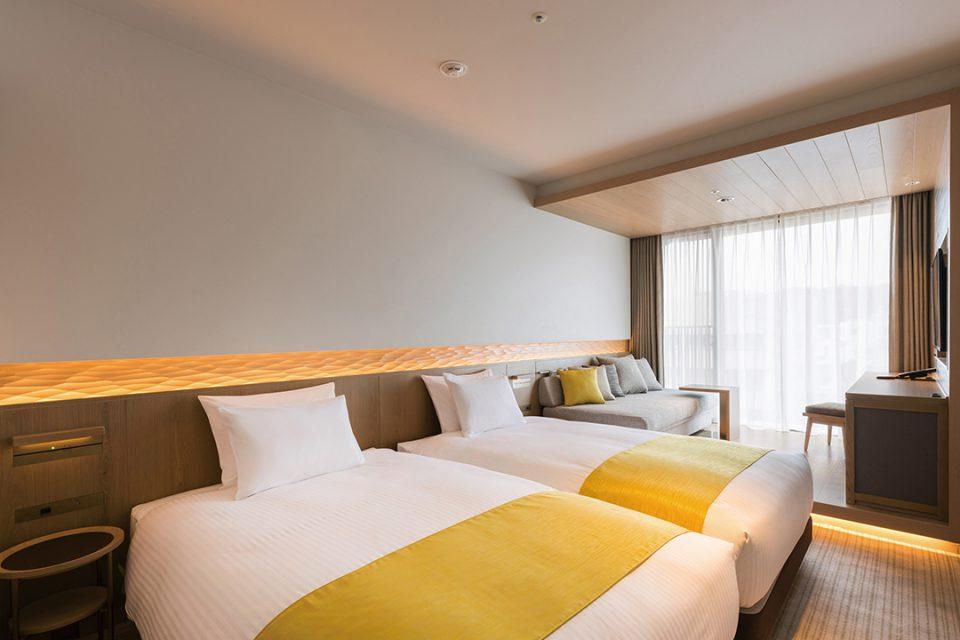 ホテルメトロポリタン鎌倉の客室2