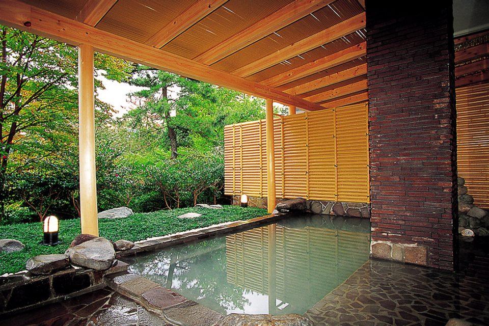 ホテルマロウド箱根の温泉