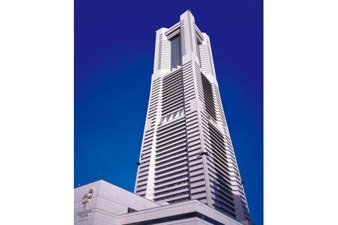 ランドマークタワーの外観
