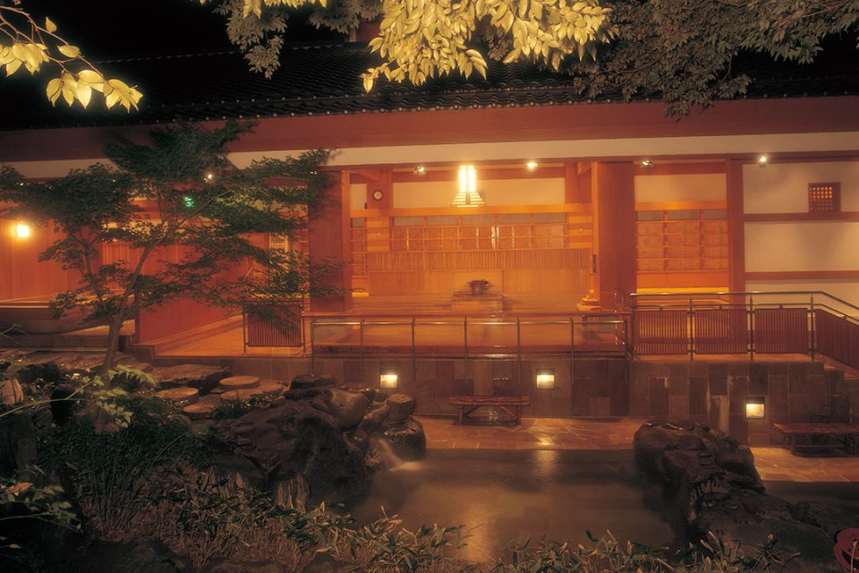 湯屋一休の温泉2