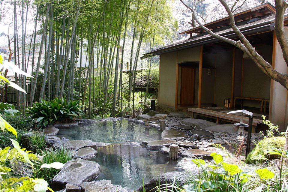 天山の温泉4