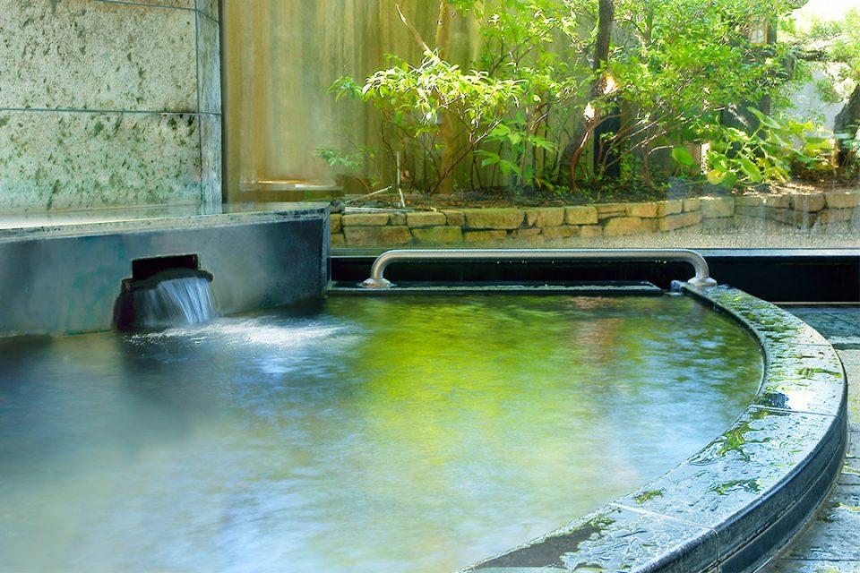 KKR鎌倉わかみやの温泉