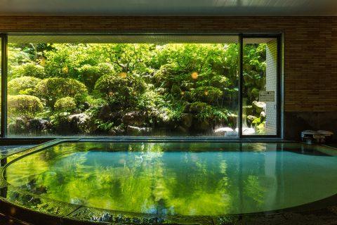 ダイヤモンド鎌倉別邸ソサエティの温泉