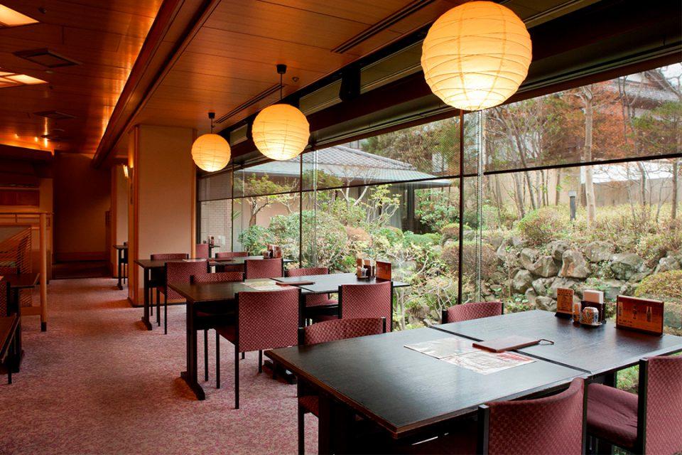 ダイヤモンド鎌倉別邸ソサエティのレストラン