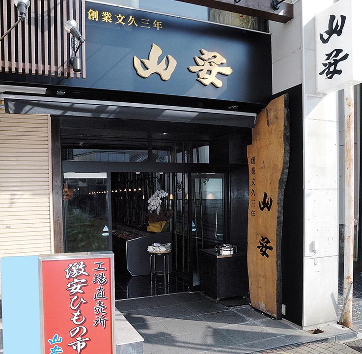 小田原駅前店の外観