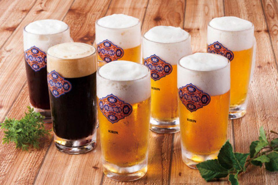 アリババのビール