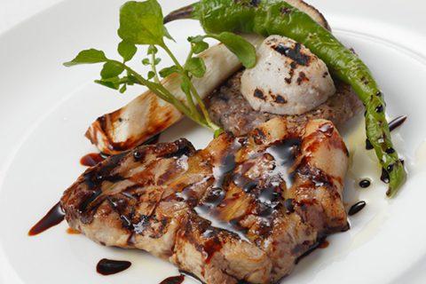 イルサッジオの料理1