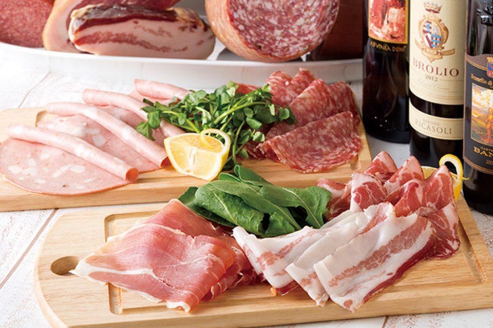 イルサッジオの料理3