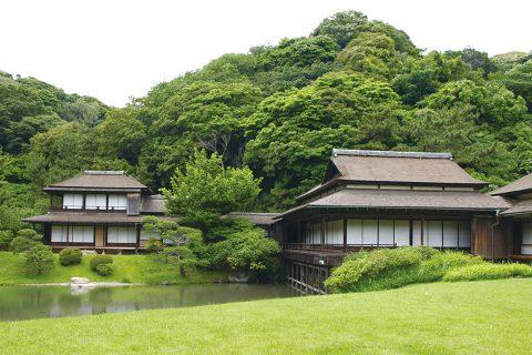 三溪園の景観1