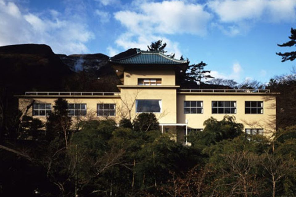 箱根美術館の外観