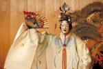 鎌倉能舞台の公演の様子1