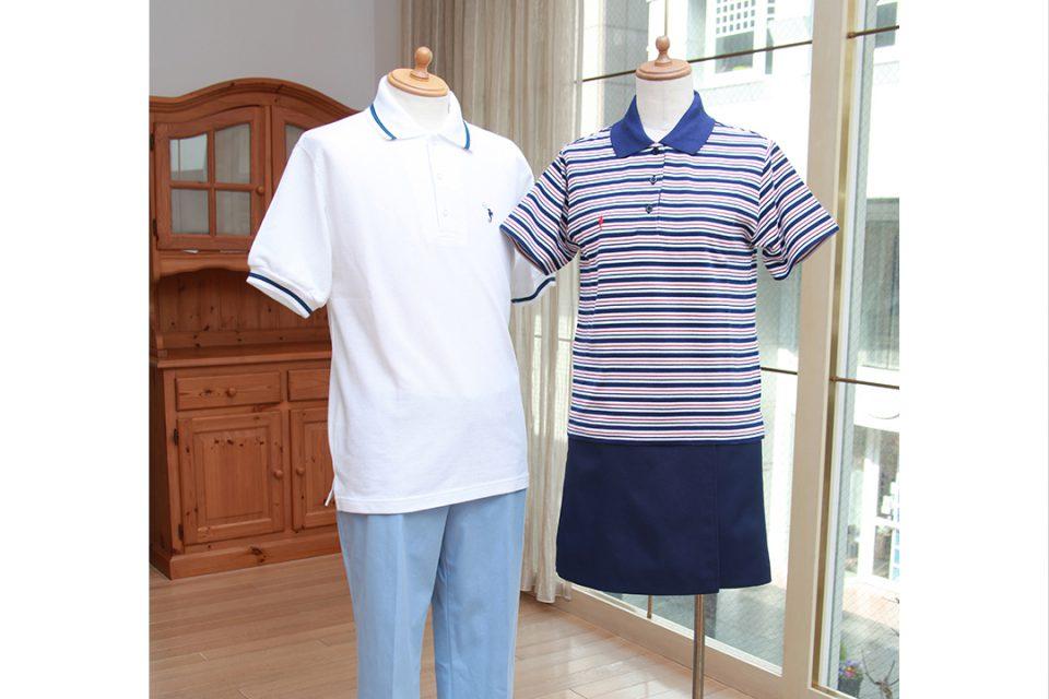 フクゾー洋品店の夏服