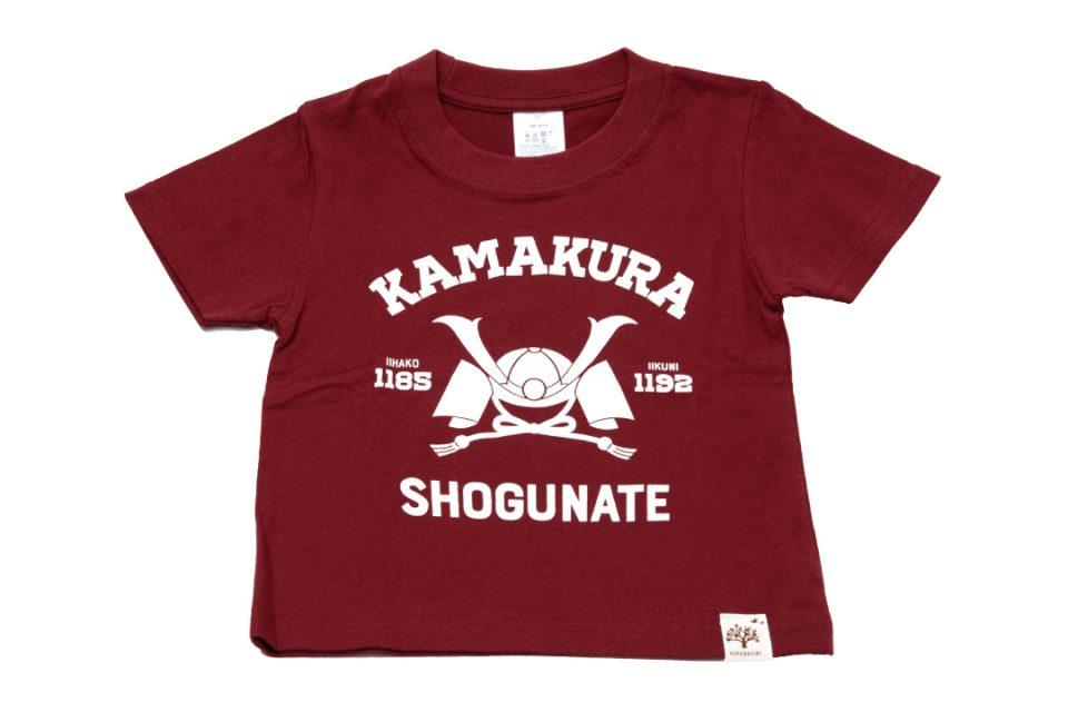 ぺぺアンドケイキのKAMAKURA SHOGUNATE Tシャツ