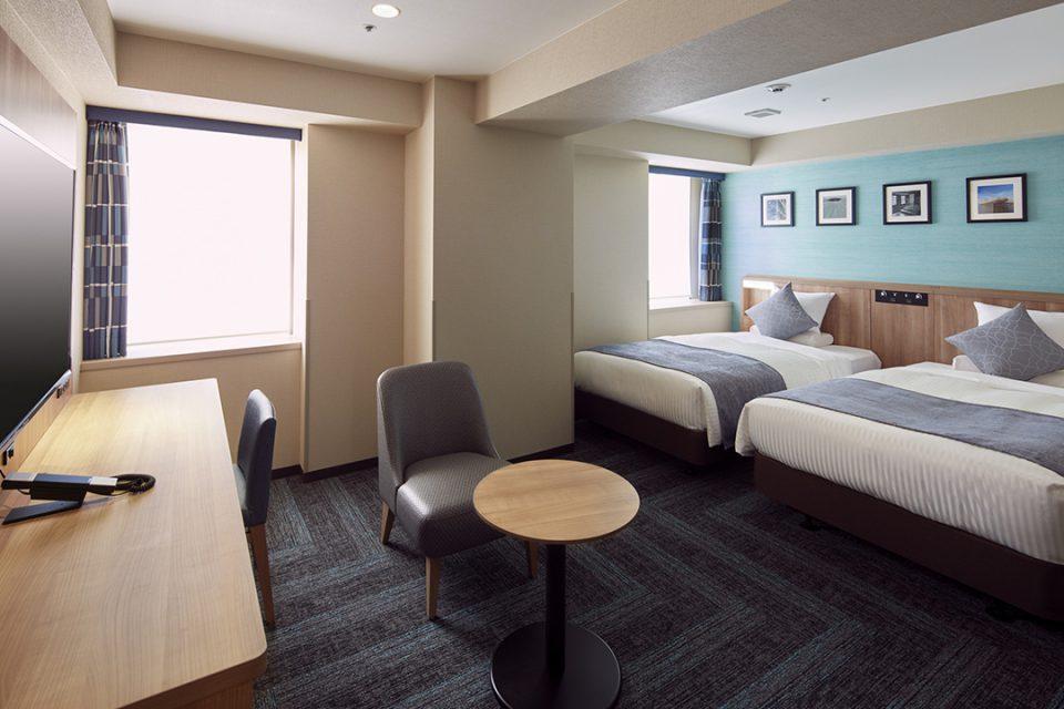ホテルマイステイズ横浜の客室