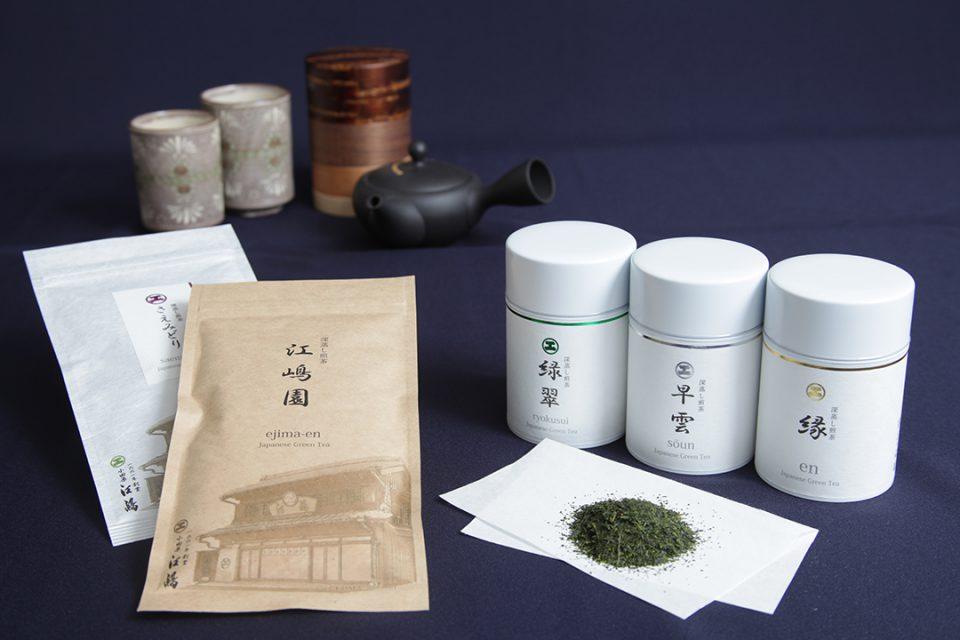 小田原江嶋のお茶イメージ