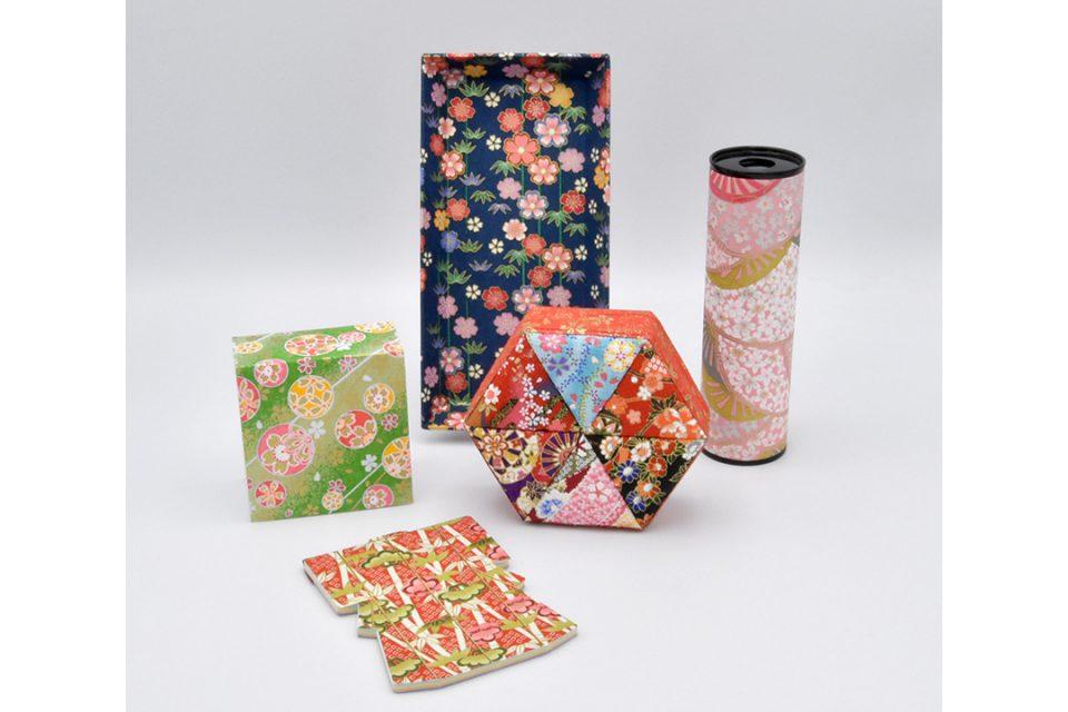 小田原江嶋の和紙雑貨イメージ