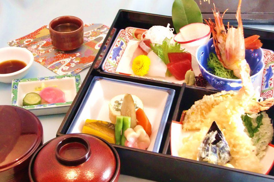 日本料理鯉之助の料理2