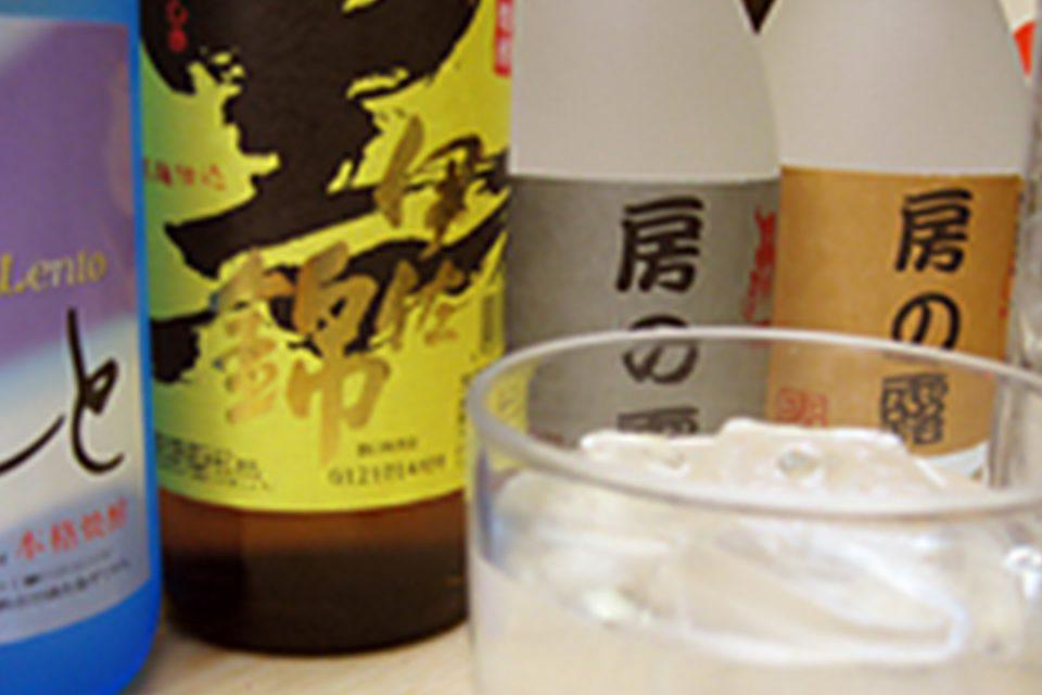 鳥伊勢伊勢佐木町本店のお酒