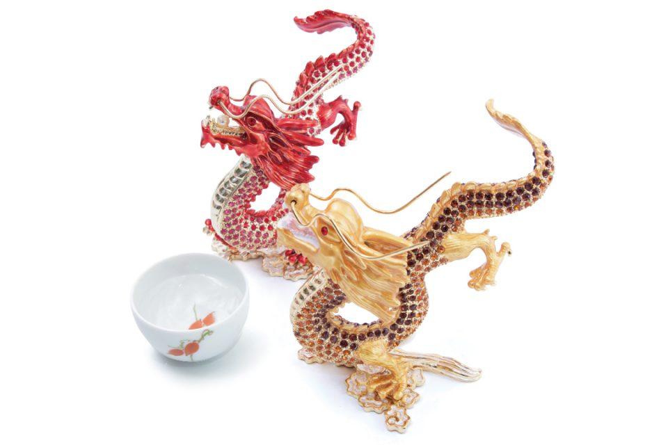 ギャラリー陶里の龍神様