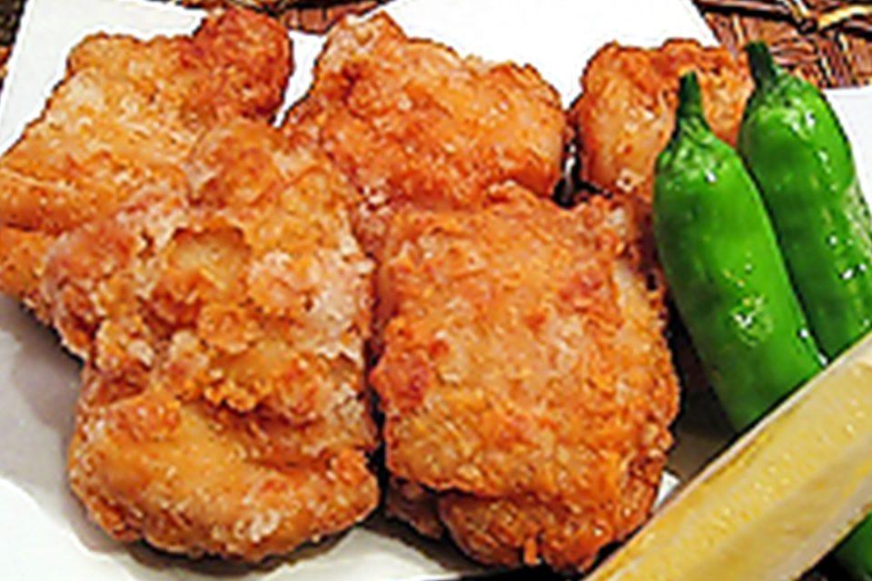鳥伊勢桜木町店の料理