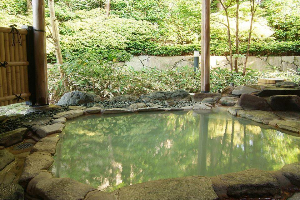 桐谷箱根荘の温泉1
