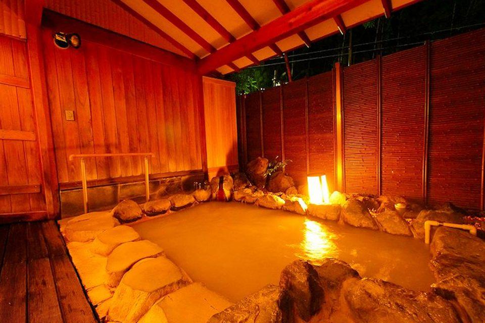桐谷箱根荘の温泉2