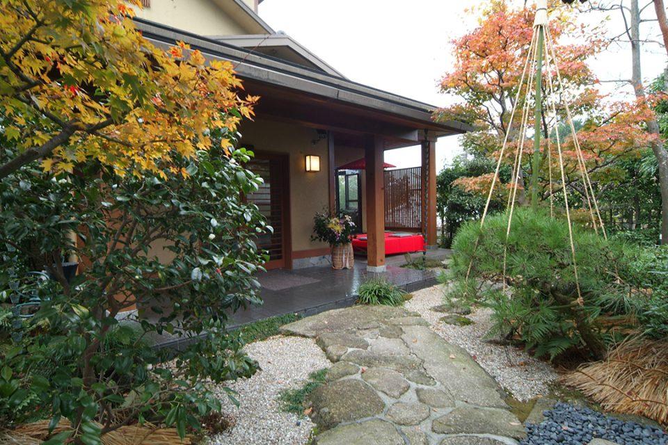 桐谷箱根荘の外観2
