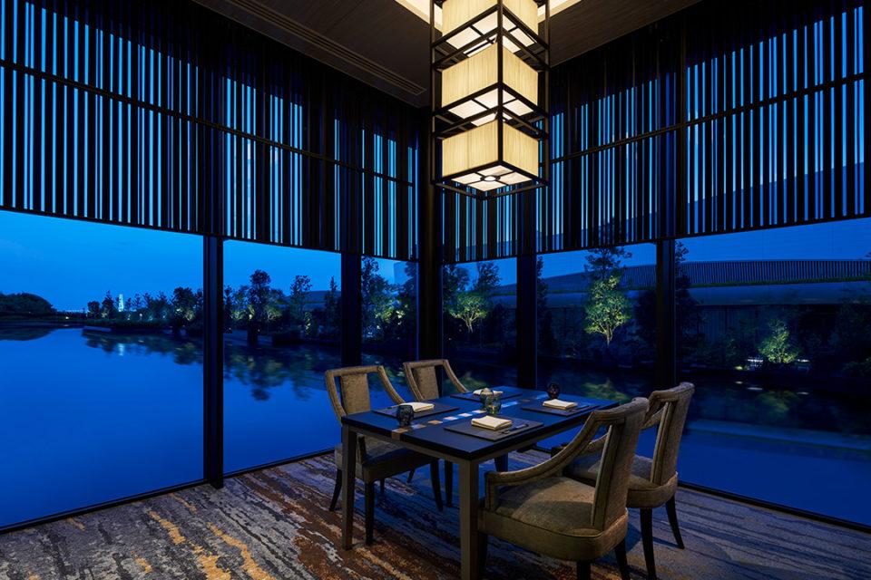 ザカハラホテル&リゾート横浜の日本料理 濱