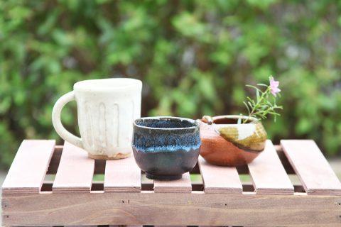 手づくり工房一の蔵の陶芸体験の完成品1