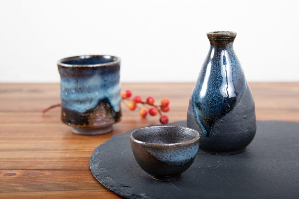 手づくり工房一の蔵の陶芸体験の完成品2