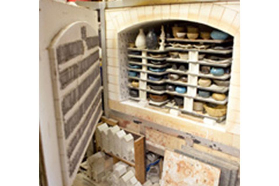手づくり工房一の蔵の窯