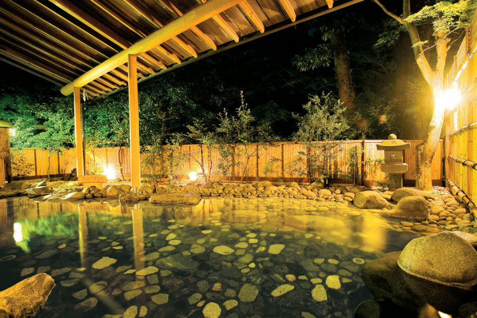 ホテルマイユクール祥月の美楽の湯