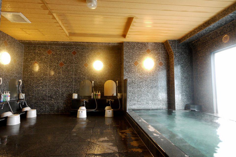 ホテルルートイン横浜馬車道の大浴場