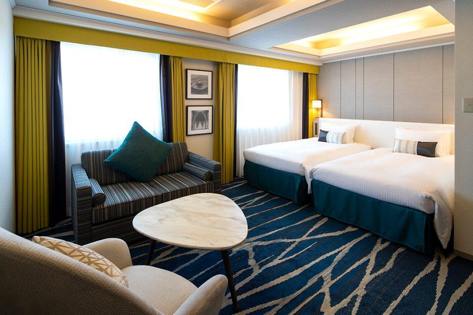 新横浜グレイスホテルの客室