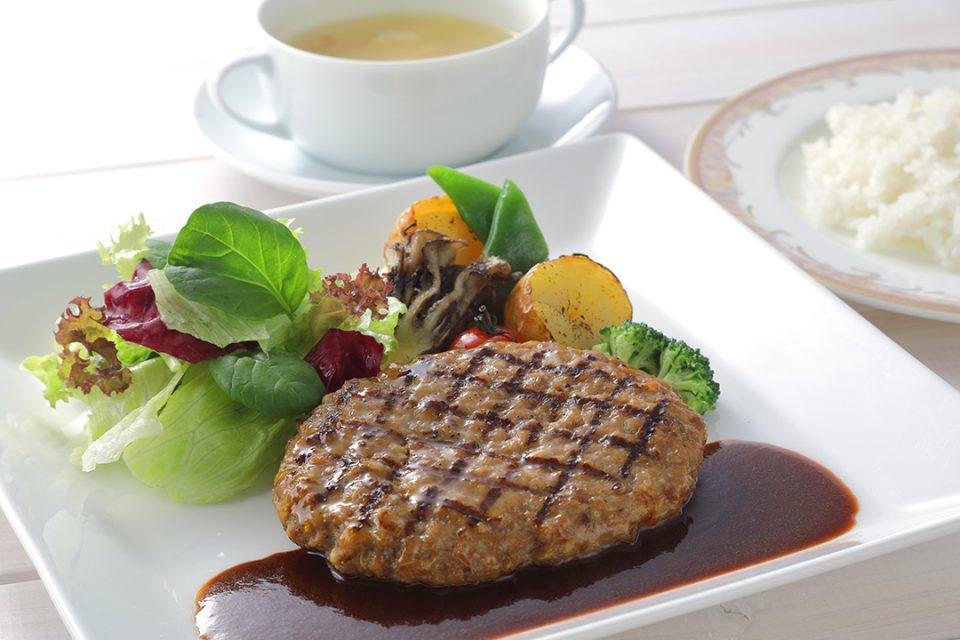 新横浜グレイスホテルの料理