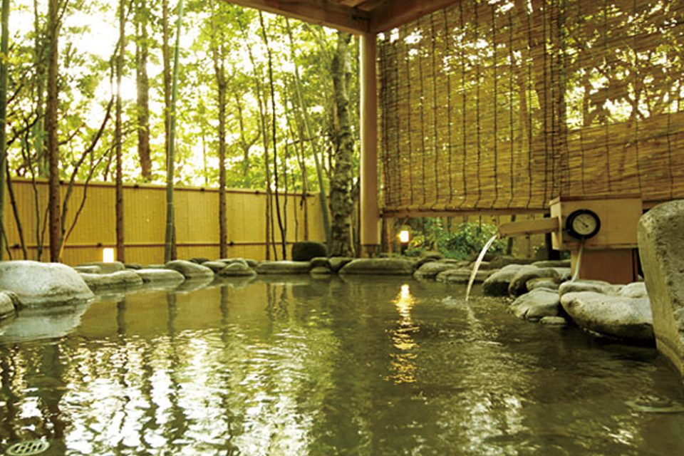水の音の温泉2