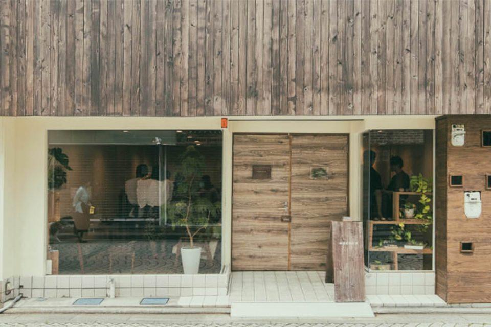 鎌倉彫金工房の外観