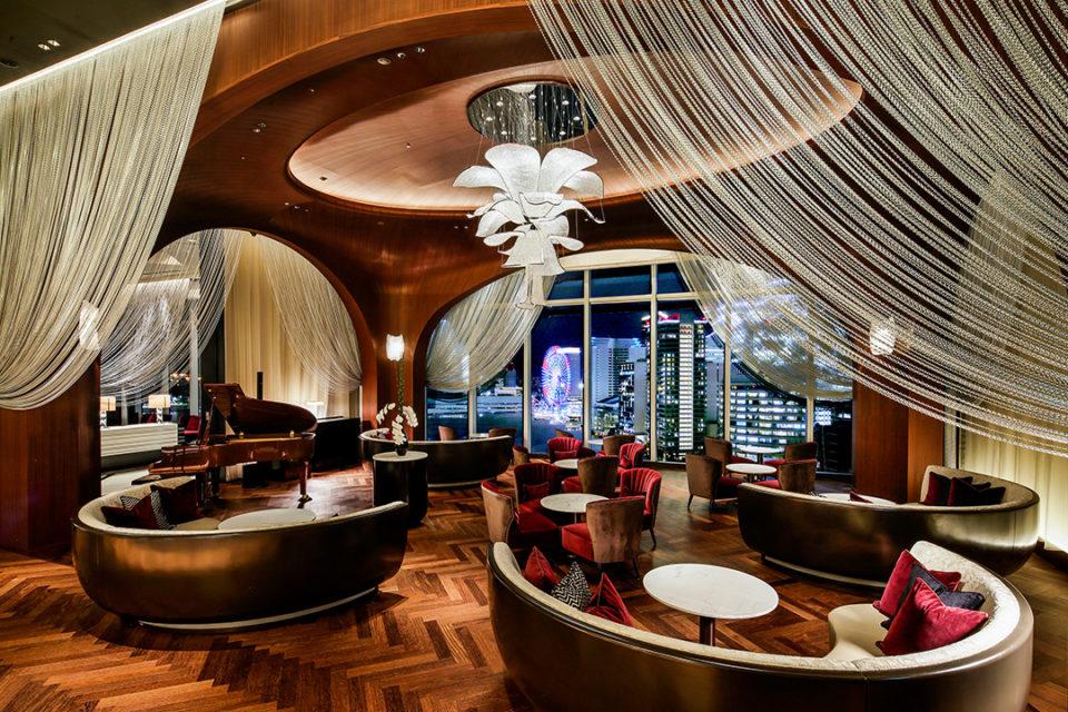 ザカハラホテル&リゾート横浜のTHE KAHALA LOUNGE