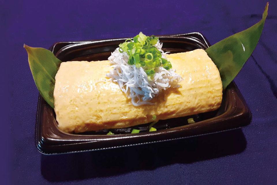 鎌倉六弥太の出汁巻き卵