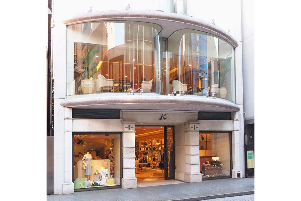 キタムラ元町本店の外観