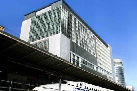 ホテルアソシア新横浜の外観